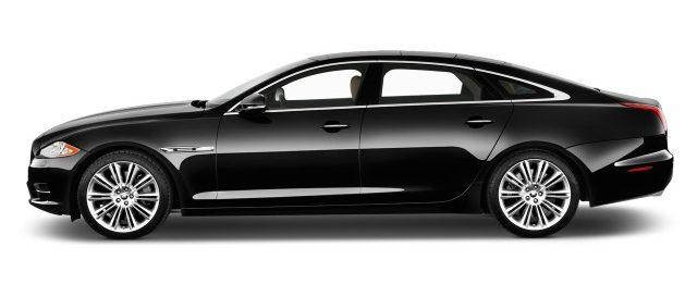 Wynajem Jaguar XF z kierowca