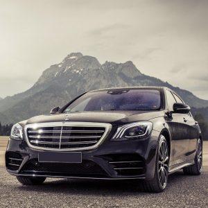 Mercedes S-Class wynajem z kierowcą